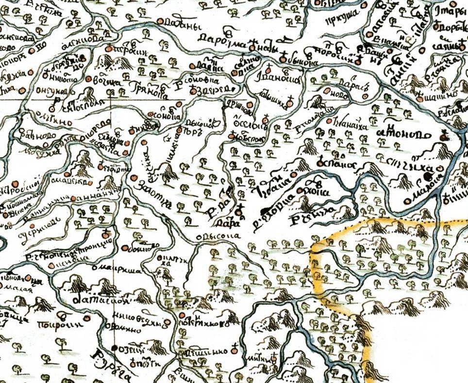 Kirilov 1732